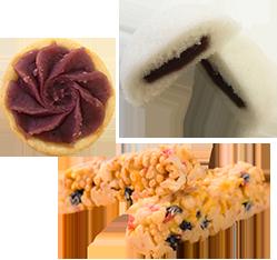 山福製菓のお菓子