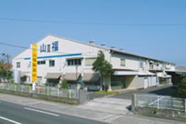 山福製菓社屋