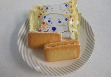 白くまどんのサンドクッキー